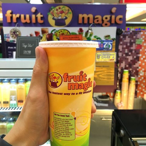 Fruit Magic, Galleria