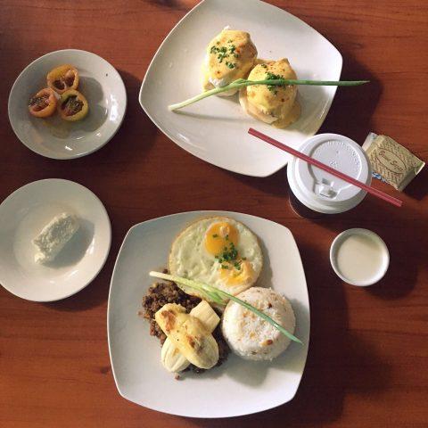 Kanto Freestyle Breakfast, Kapitolyo