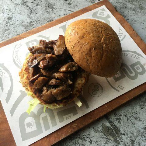 B&B: Burgers and Brewskies