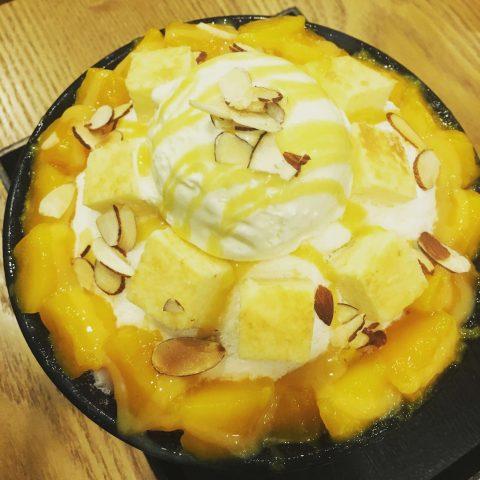 Hobing Korean Dessert Cafe, Glorietta