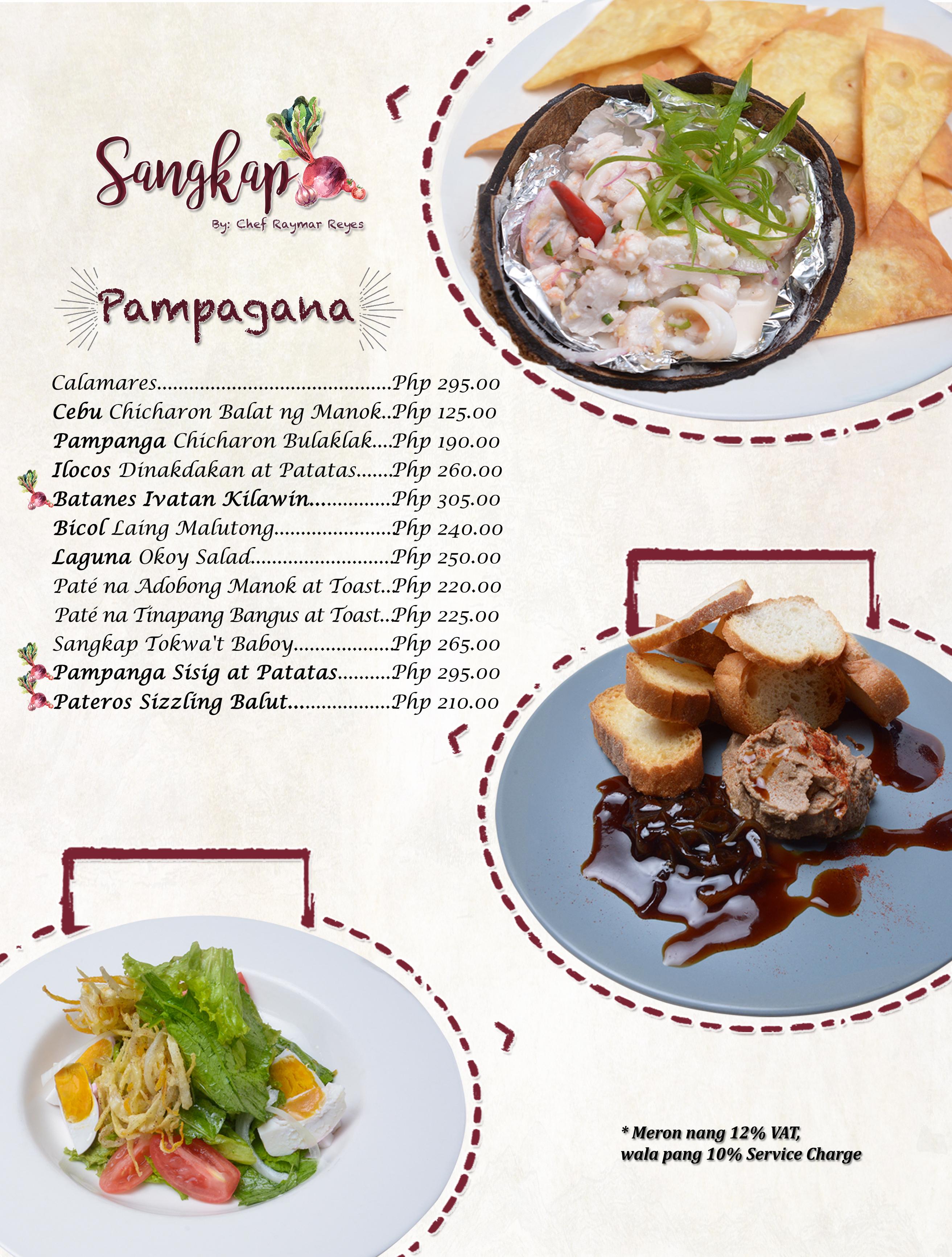 Sangkap Filipino Restaurant | Filipino Food Blogger — Always