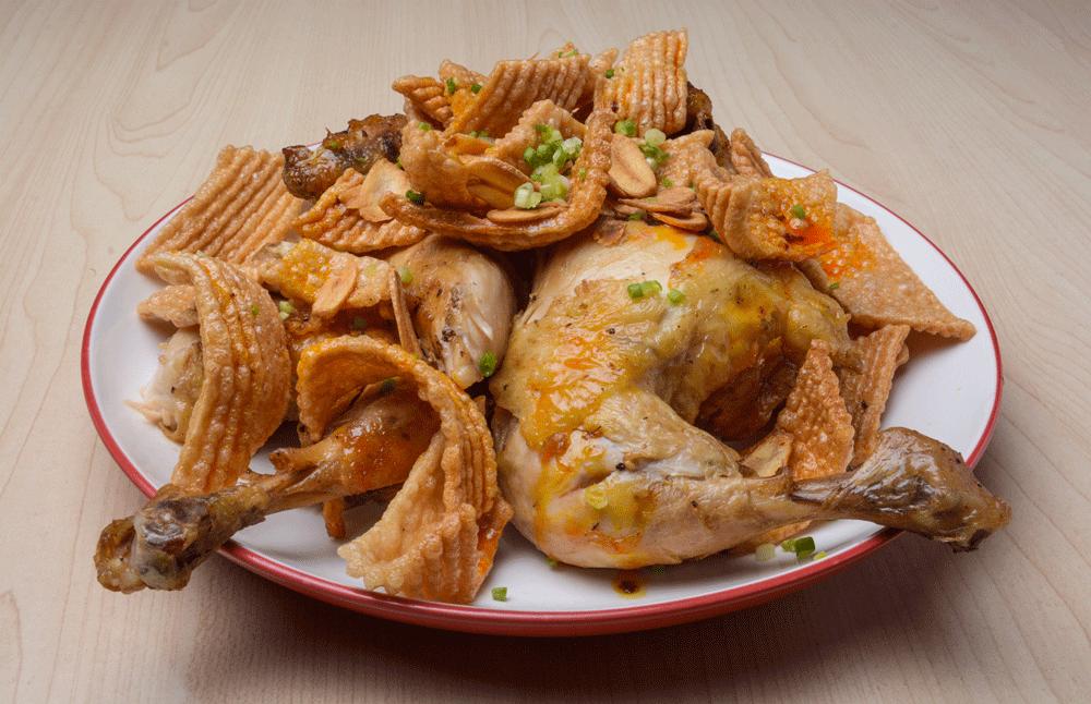 Sangkap Fried Chicken