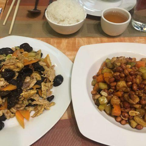 Chef Xu, Ugong