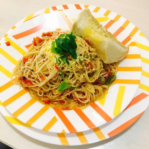 Chef Laudico OK Cafe, Ugong