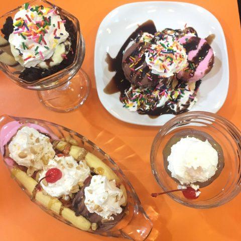 Ice Cream House, Sampaloc, Manila