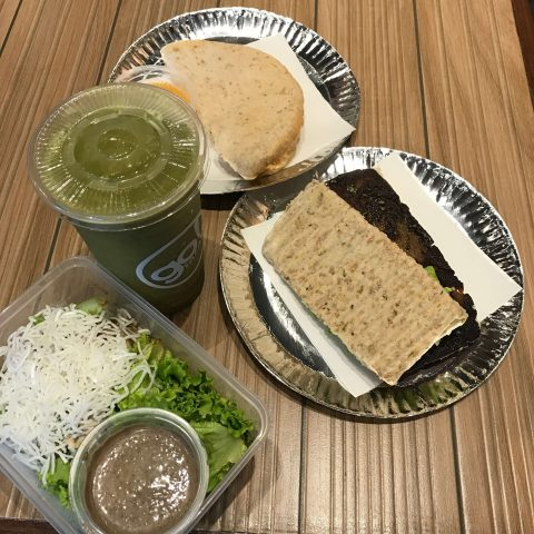 Go! Salads, Ortigas Park Lane