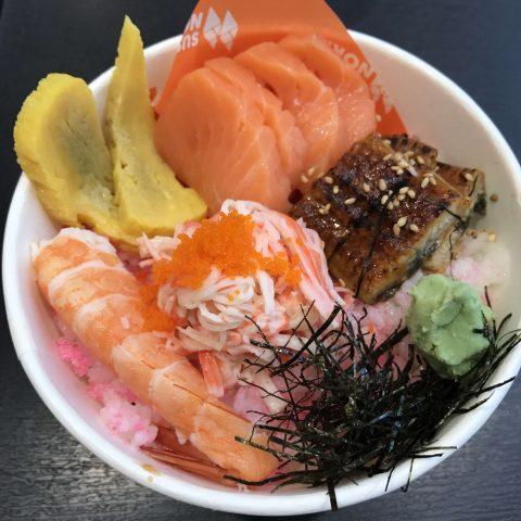 Sushi Nori, SM Megamall