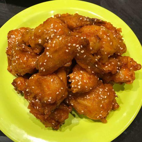 Oppa! Chicken, Oranbo