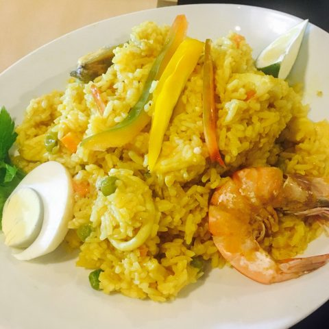 Don Andres – A Peruvian Kitchen, Diliman