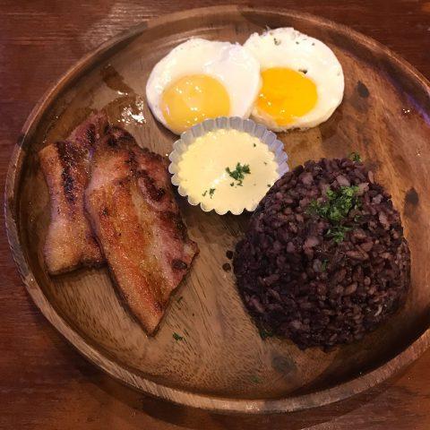 Bacon Brigade, Santo Niño