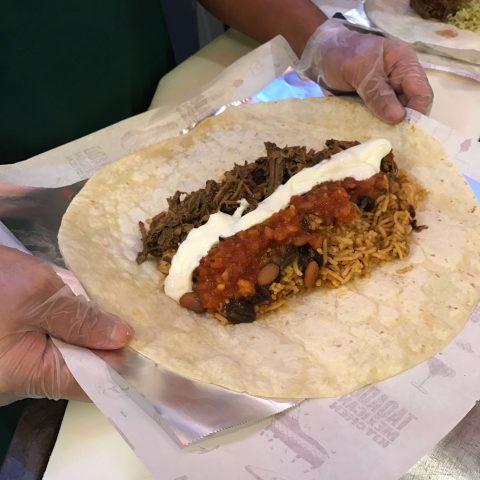 Taqado Mexican Kitchen, Dubai