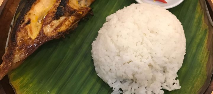 Bacolod Chicken Inasal, MOA