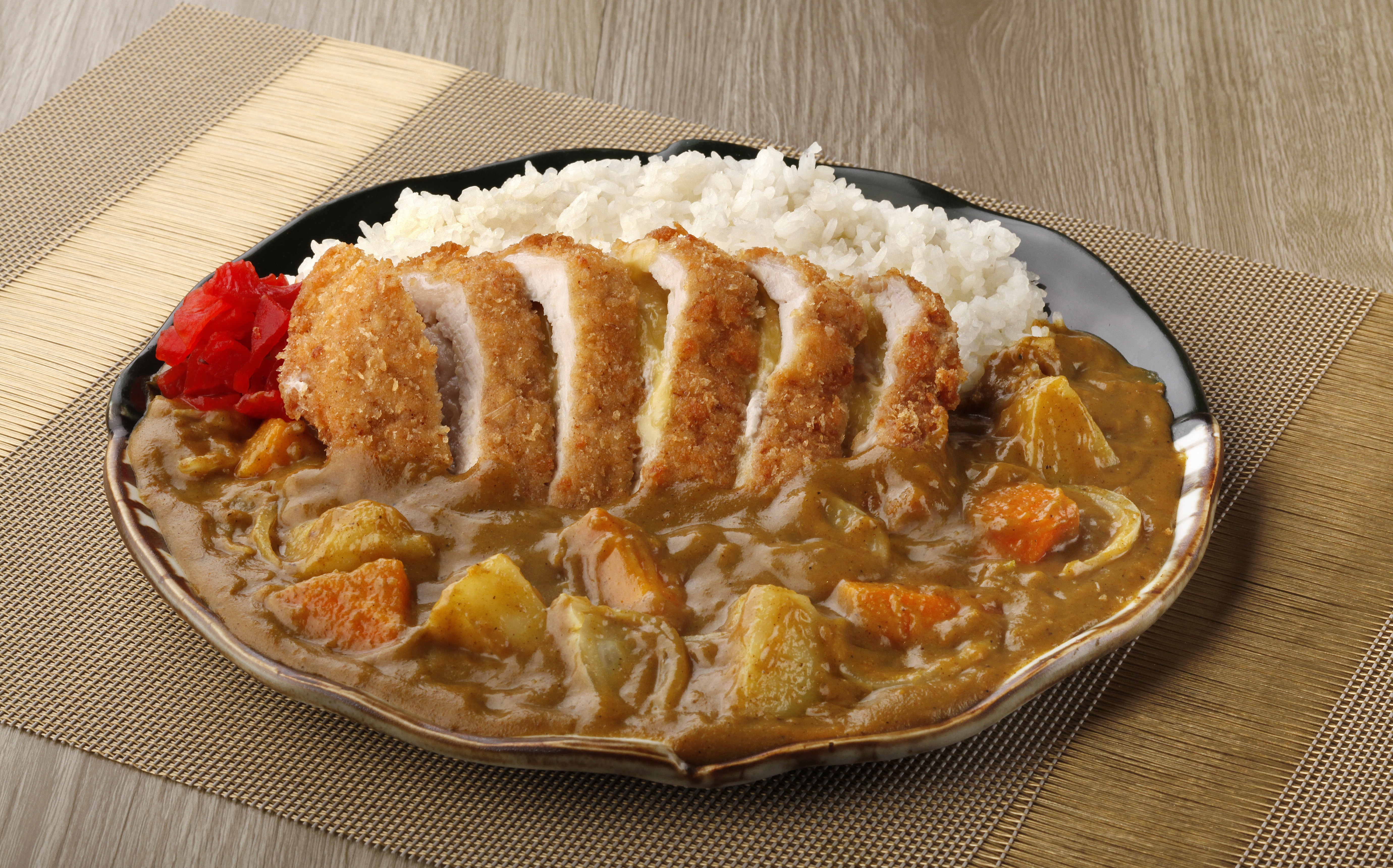 Katsu Cheese Curry