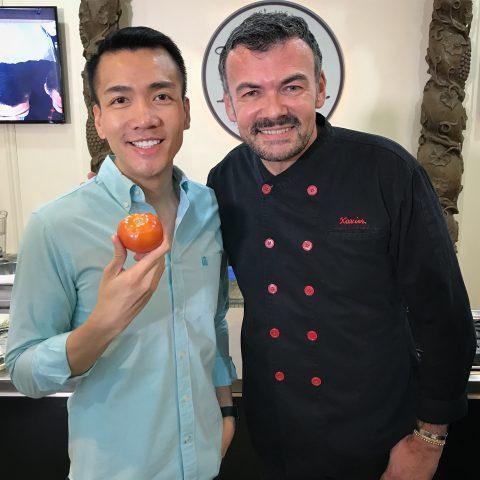 Maya Kitchen with Chef Xavier Btesh