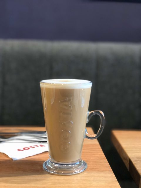 Costa Coffee, Libis