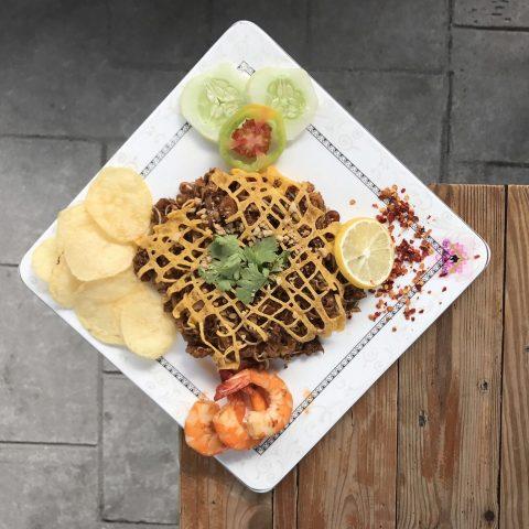 Isha's Little Thai Kitchen,  San Isidro