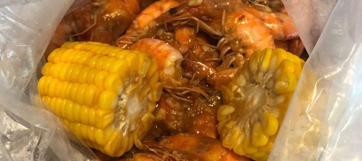 Blue Posts Boiling Crabs & Shrimps, MOA