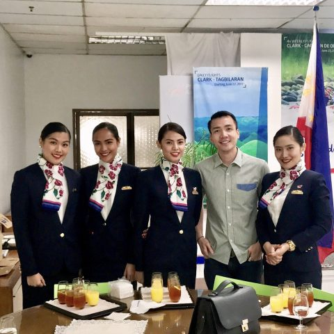In Flight Meals, Philippine Airlines