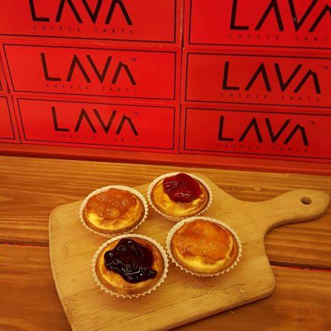 LAVA Cheese Tarts, BGC