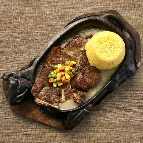 Steak Sergeant, Karuhatan