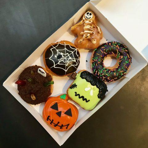 Krispy Kreme's Halloween Treat