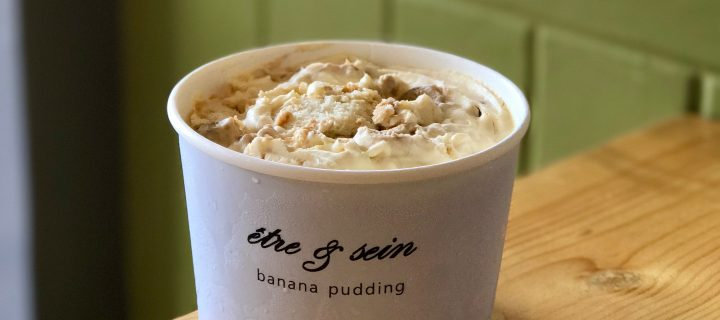 Etre and Sein's Banana Pudding