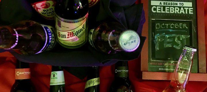 Eastwood City Neon Beer Fest 2017