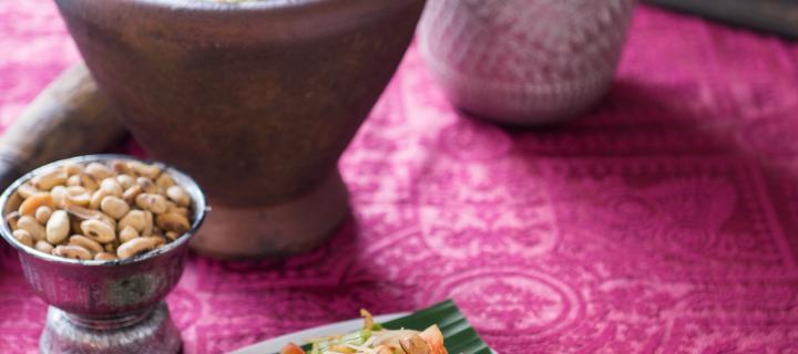 Som Tam (Green Papaya Salad) Recipe