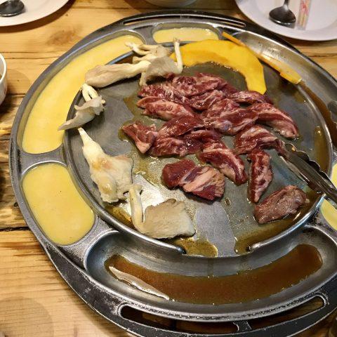 Korean J Grill, Tomas Morato
