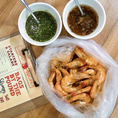 Shrimp Bucket, Ugong