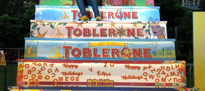 Toblerone Limited Edition Sleeves