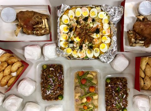 Ha-inan Take Out & Delivery Service