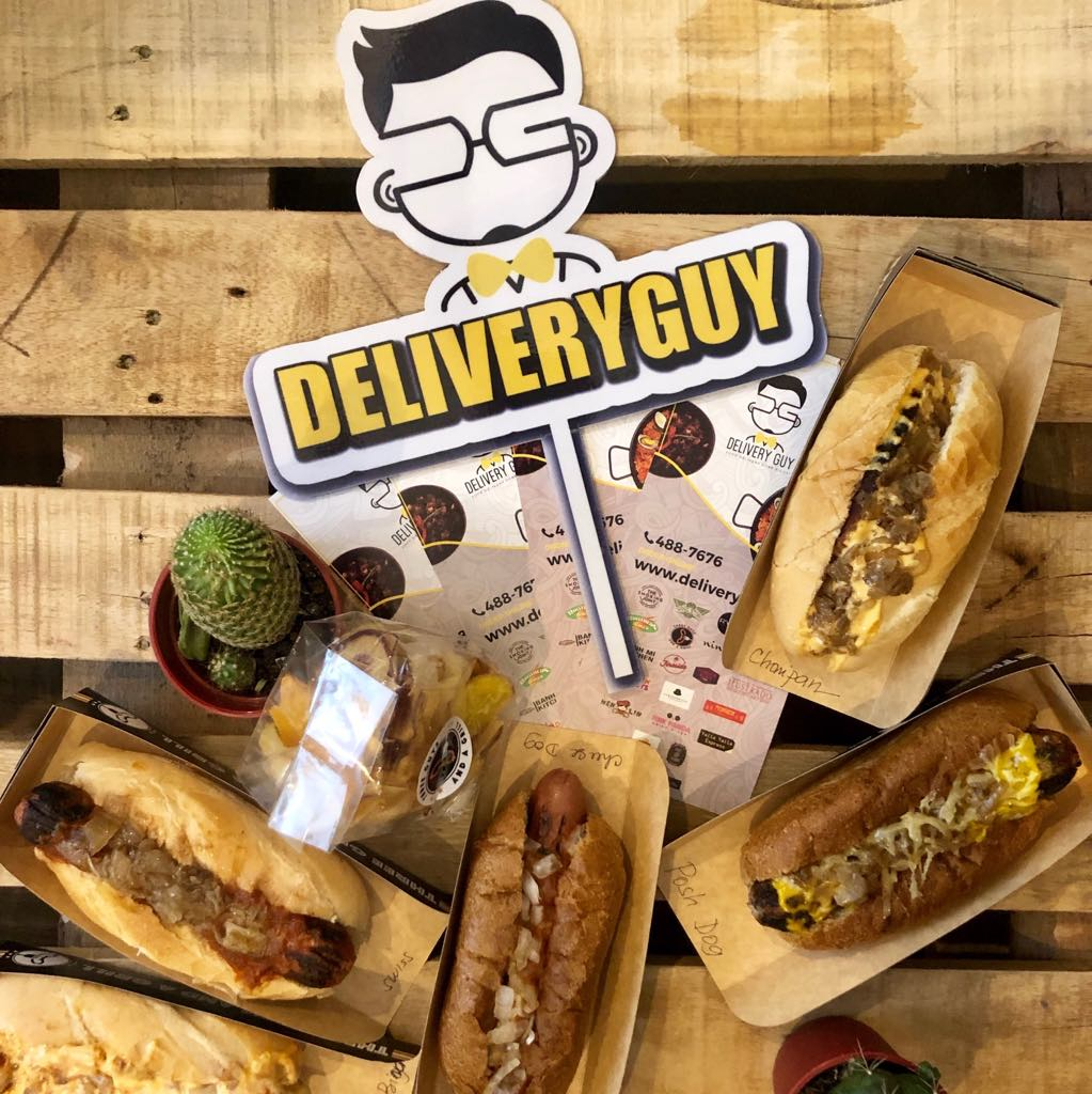 Delivery Guy Launch | Filipino Food Blogger — Always Hungry PH