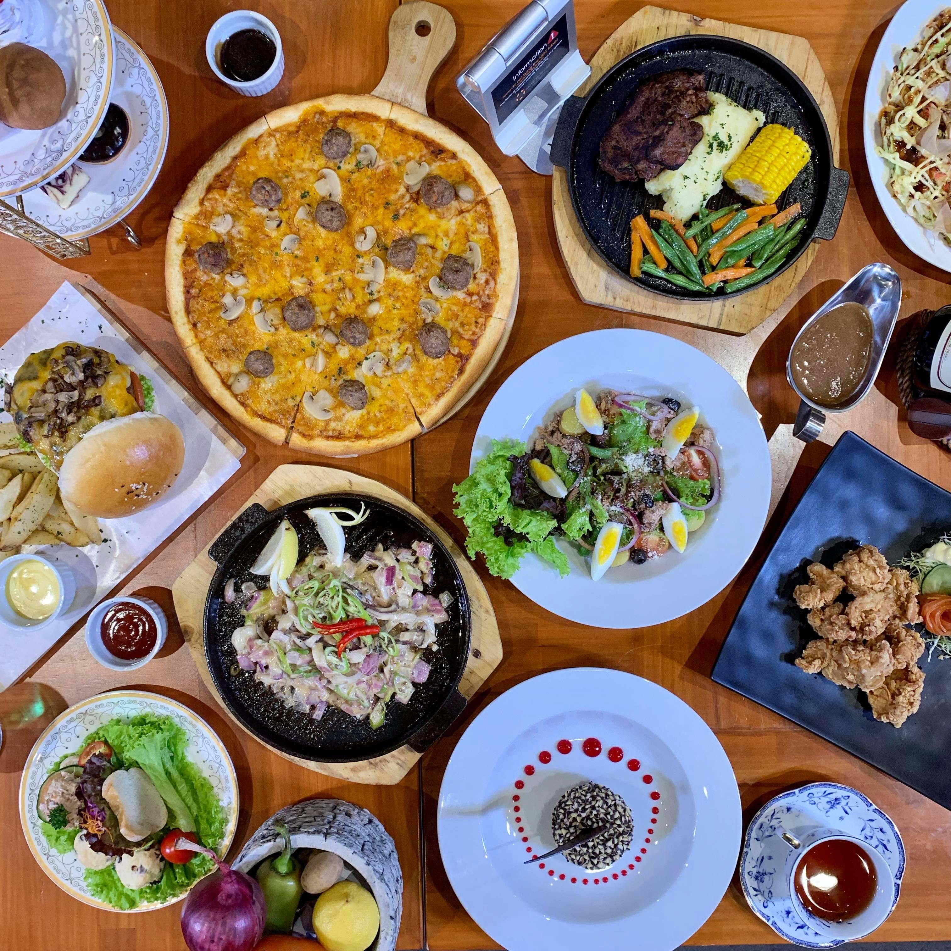 Movie Stars Cafe | Filipino Food Blogger — Always Hungry PH
