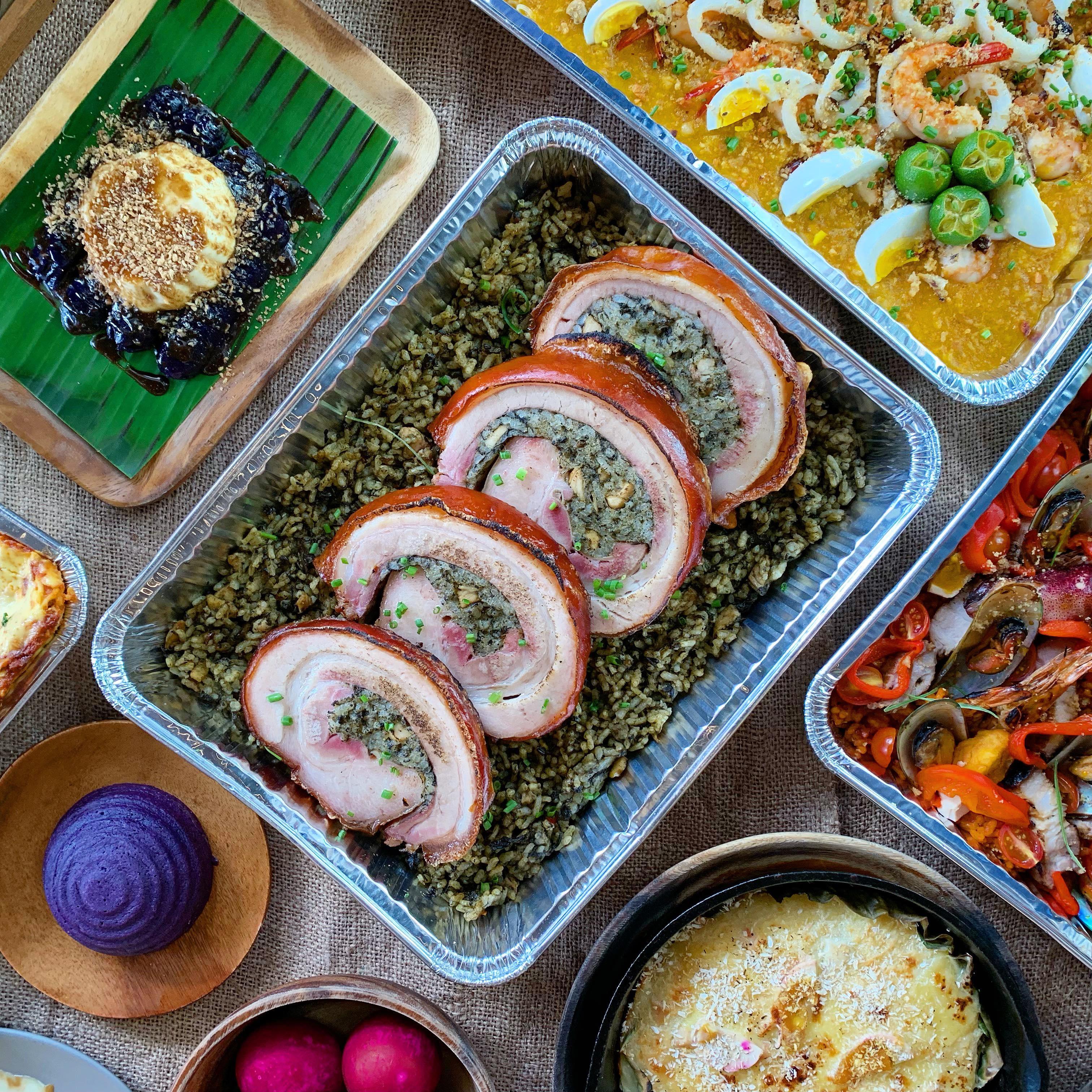 Empacho S Filipino Party Trays Filipino Food Blogger Always Hungry Ph