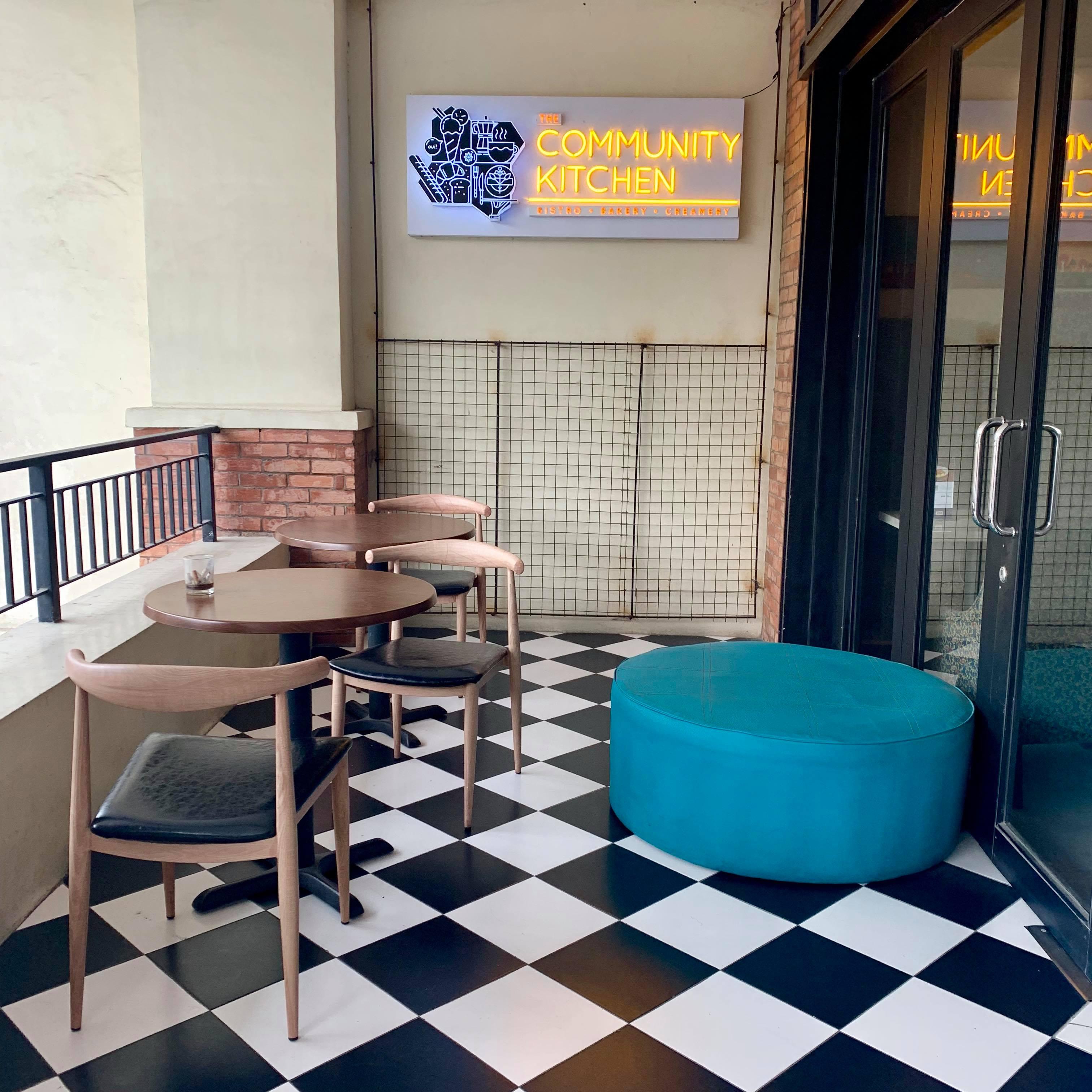 The Community Kitchen, Metropoli Drive, Libis QC | Filipino