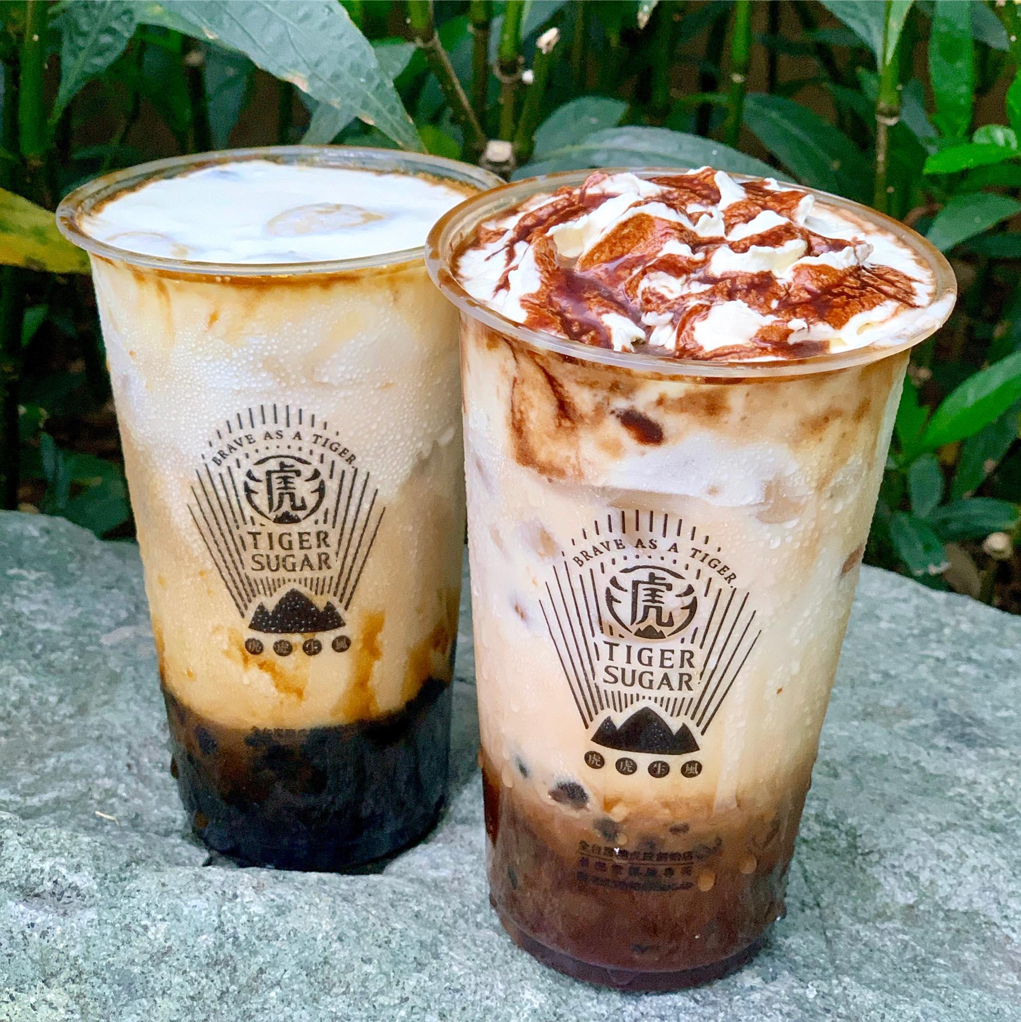 Tiger Sugar Newest, Limited Edition, Brown Sugar Drinks