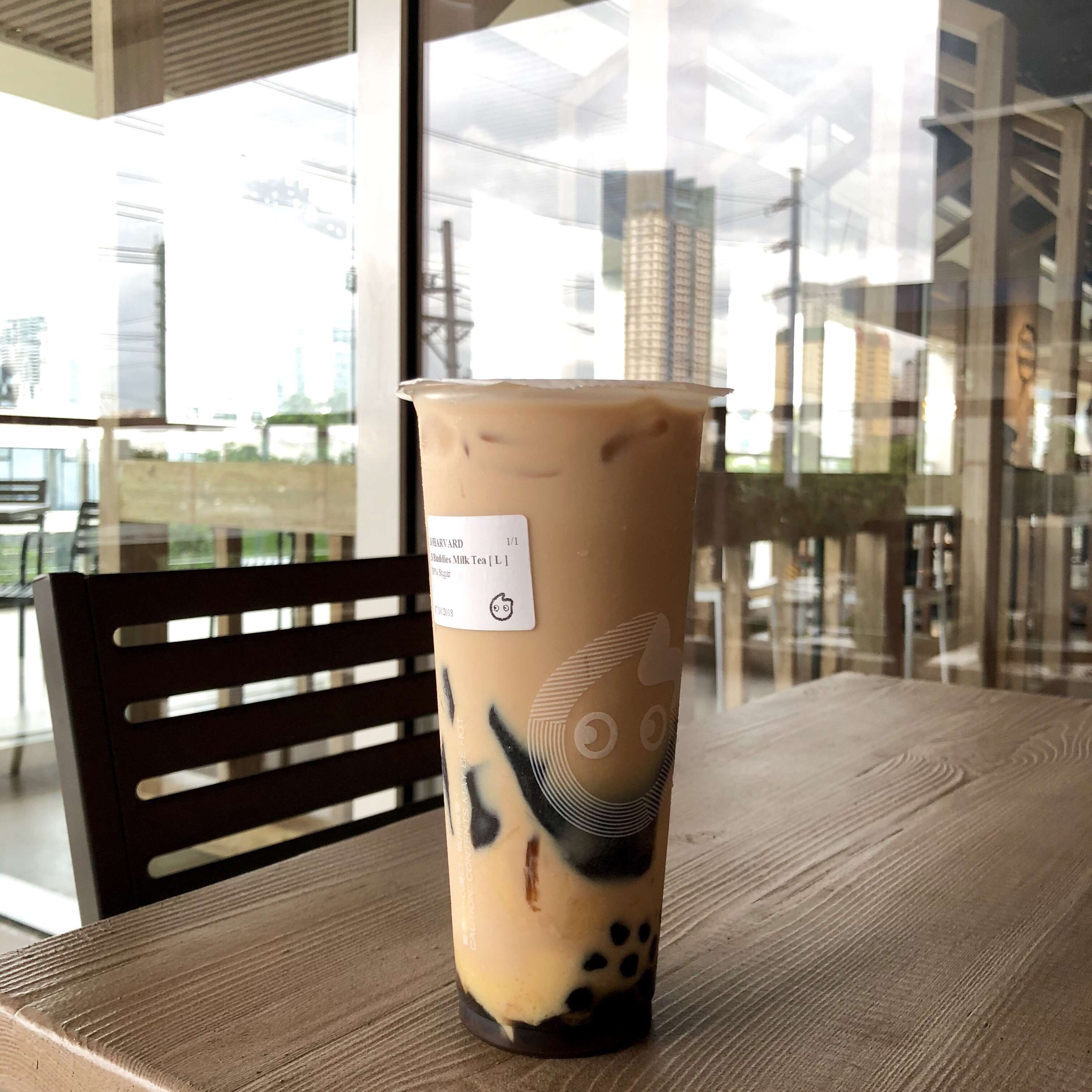 CoCo Fresh Tea & Juice, Rockwell Business Center | Filipino